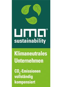 uma Schreibgeräte Climatepartner Unternehmen