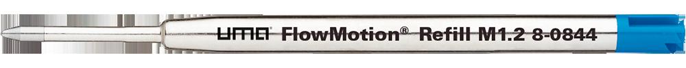 8-0844 uma FlowMotion® Refill M1.2 blue