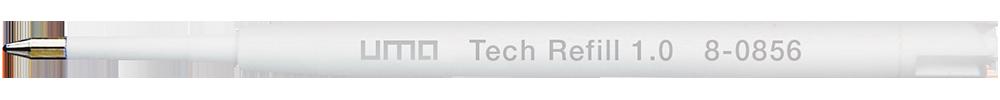 8-0856 uma Tech® Refill 1.0 blue