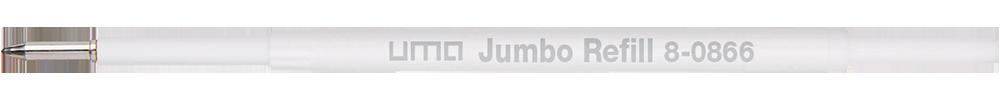 8-0866 uma Jumbo Refill blue
