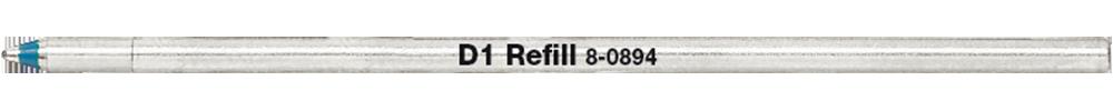 8-0894 uma D1 Refill blue