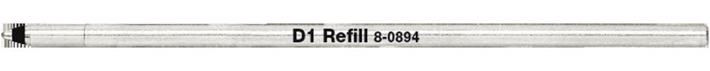 8-0894 uma D1 Refill black